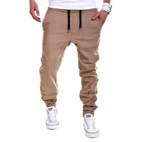 Casual Men's Jogger Style Pants