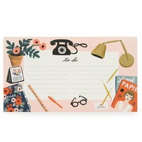 Desktop Notepad by RIFLE PAPER Co. | Made in USA
