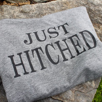 Sale! Just hitched t shirt