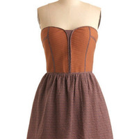 All You Can Bri-oche Dress | Mod Retro Vintage Printed Dresses | ModCloth.com