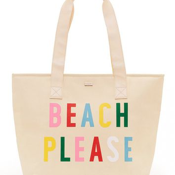 Beach Please Cooler Bag