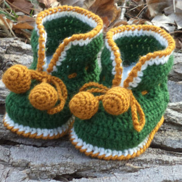 Knitted booties, knitted baby shoes booties, knitted booties crochet, newborn Booty Shoes