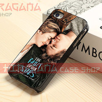 The Fault in Our Stars Movie - iPhone 4/4s/5/5s/5c Case - Samsung Galaxy S3/S4 Case - Black or White