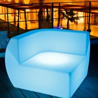 Smart & Green - Side Outdoor Sofa Light