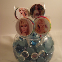 12 Taylor Swift Mini Lollipops / Suckers - Perfect Birthday Party Favor