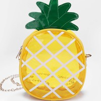 Girls Pineapple Shape Chain Bag