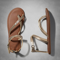 Shine Strappy Sandal