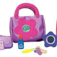 Kidoozie My First Purse - Fun and Educational - For Toddlers and Preschoolers - Encourages Safe Play