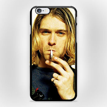 Nirvana Kurt Cobain iPhone 6 Case
