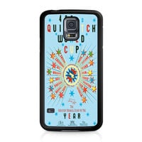Harry Potter 422 Quidditch World Cup Samsung Galaxy S5 case