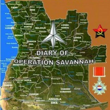 Diary of Operation Savannah - Paul J. Els