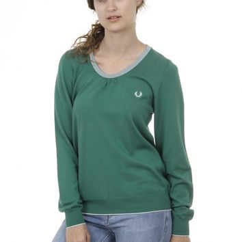 Fred Perry Womens Sweater 31412114 0032