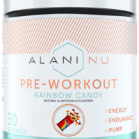 Pre-Workout - Rainbow Candy