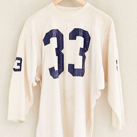 Vintage No. 33 Jersey - Urban Outfitters