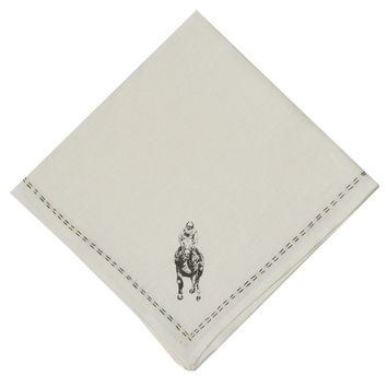 Man o' War Linen Napkins (Set of 4)