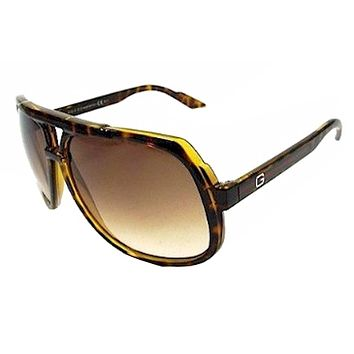 Gucci Gucci 1622/S Aviator Sunglasses