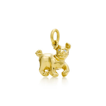 Tiffany & Co. - Paloma's Chinese Zodiac:Dog Charm
