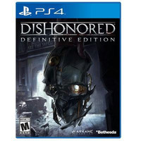 Dishonored Definitive Edition PS4 Video Game