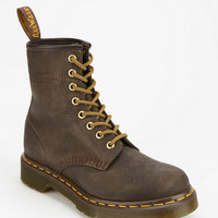 Dr. Martens 1460 Crazy Horse 8-Eye Boot - Urban Outfitters