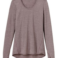 Athleta Womens Odyssey Chi Top Size XS - Foxtail taupe