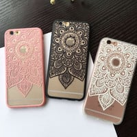 New Lace iPhone X 8 7 7Plus & iPhone 6s 6 Plus Case Cover + Nice Gift Box