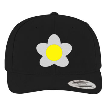 Animal Crossing New Leaf Girl Villager Brushed Embroidered Cotton Twill Hat