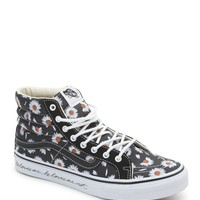 Vans SK8 Hi Slim Love Me Sneakers - Womens Shoes - Black -