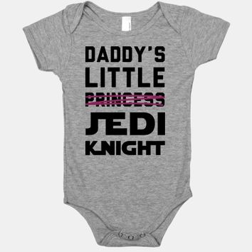 Daddy's Little Jedi Knight