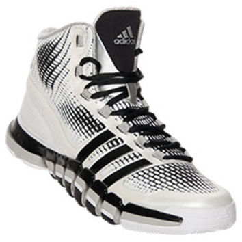 white adidas basketball shoes