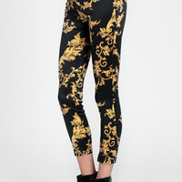 Old Money Baroque Pants - $36.00: ThreadSence, Women's Indie & Bohemian Clothing, Dresses, & Accessories