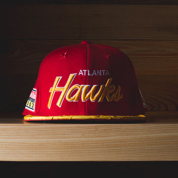 Just Don Atlanta Hawks - 'Red/Yellow'