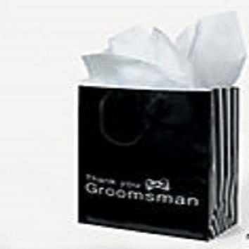 Groomsmen Gift Bags 6pc Set