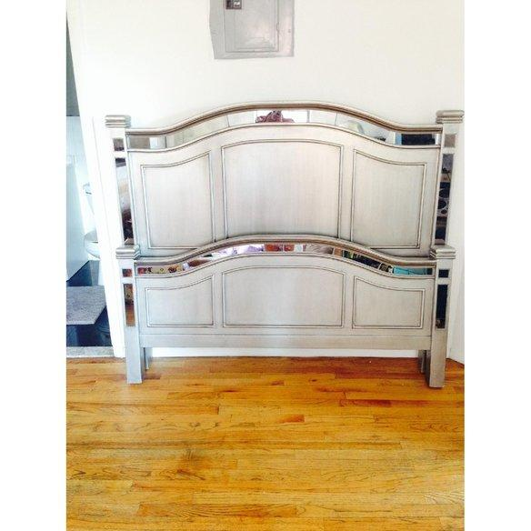 Pier 1 Hayworth Queen Headboard and Footboard in S. Pier 1 Hayworth Queen Headboard and from Krrb Local Classifieds