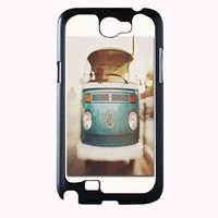 vw bus polaroid FOR SAMSUNG GALAXY NOTE 2 CASE**AP*