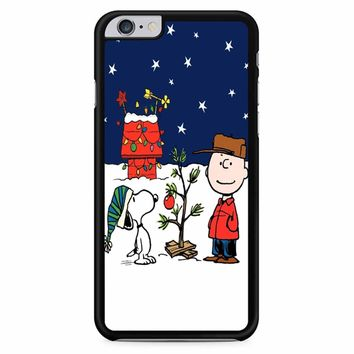 Snoopy And Charlie Christmas iPhone 6 Plus / 6S Plus Case