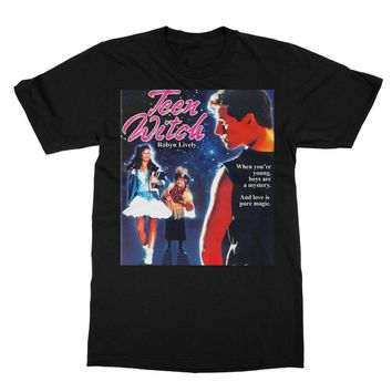 Royal-Infinity: Teenage Witch movie Softstyle Ringspun T-Shirt
