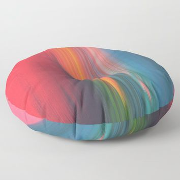 Apex Floor Pillow by duckyb