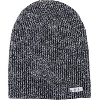 Neff Daily Heather Men's Beanie Outdoor Hat - Black/White / One Size
