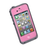 Amazon.com: LifeProof Case for iPhone 4/4S - Retail Packaging - Pink: Cell Phones & Accessories