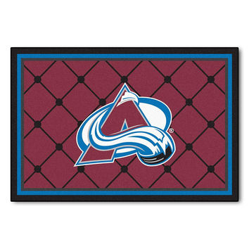 Colorado Avalanche NHL 5x8 Rug (60x92)
