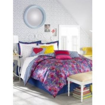 Teen Vogue  Teen Vogue Sweet Floral Full/Queen Comforter Set