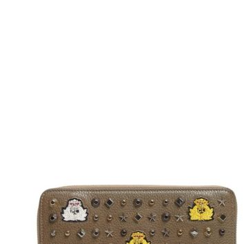 Christian Louboutin Panettone - Loubacademy Leather Wallet | Nordstrom
