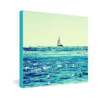 Lisa Argyropoulos Sailin Gallery Wrapped Canvas