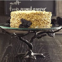 Spooky Halloween Cake Stand | Pottery Barn