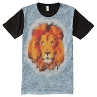 The Mane Event All-Over Print T-Shirt