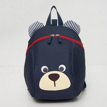 Toddler Backpack class 1Pcs Baby Cartoon Bear Backpack Toddler Kids Children Kindergarten School Bag Birthday Gift Little Girl Little Boy AT_50_3