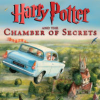 Harry Potter and the Chamber of Secrets: The Illustrated Edition (Harry Potter Series #2) by J. K. Rowling, Jim Kay |, Hardcover | Barnes & Noble®