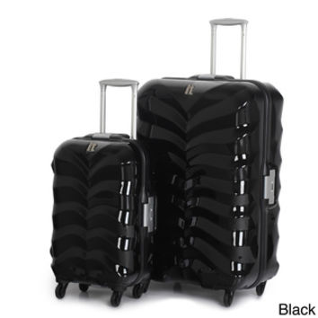 IT Luggage Indiana Collection 2-piece Hardside Spinner Luggage Set