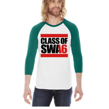 Class of 2016 -  3/4 Sleeve Raglan Shirt