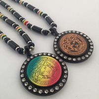 Stylish New Arrival Gift Shiny Jewelry Hip-hop Accessory Necklace [6542719043]